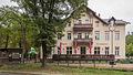 Coswig Am Spitzberg 2 Gasthaus Spitzgrundmühle Westansicht II.jpg