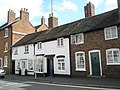 Cottages in West Castle Street - geograph.org.uk - 1453527.jpg