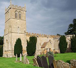 Cottesbrooke - All Saints Church