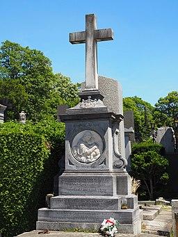 Coudenhove and Coudenhove-Kalergi family grave, Vienna, 2017