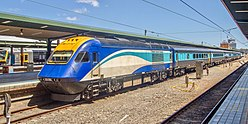 Countrylink XPT at Sydney Central station.jpg