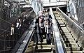 Court Square Subway escalators to IRT Flushing Line (5793950447).jpg