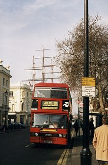 London Buses route 188 - Wikipedia