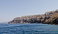 Crater rim - view from Athinios port - Santorini - Greece - 05.jpg