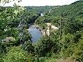 Creuse - Cuzion (36) - Vue vers Baraize - barrage d'Éguzon.jpg