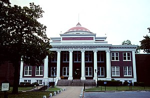 National Register of Historic Places listings in Crittenden County, Arkansas - Image: Crittenden County Arkansas Courthouse