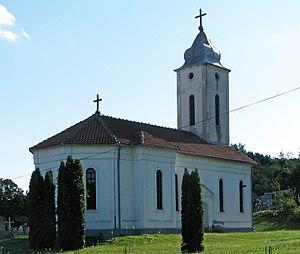 Brza Palanka - Holy Trinity Church in Brza Palanka