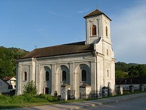 Stari Ledinci - Orthodox church in Stari Ledinci