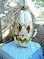 Cucurbita maxima Zapallo Plomo semillería Florensa - (PV02) 2015-01-29 zapallo día 19 exorcismo 01.jpg