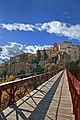 Cuenca. ST. Paul's Bridge. Castilla - La Mancha. Spain (4340406377).jpg