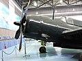 Curtiss SB2C-5 Helldiver bomber aircraft - Βομβαρδιστικό αεροσκάφος (27033286735).jpg