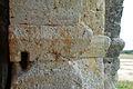 Cyma molding of the Hermitage of Castarruyo or Castrorubio (Sandoval de la Reina) 012.JPG