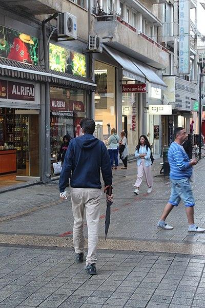 File:Cyprus Ledra Street IMG 6618.JPG