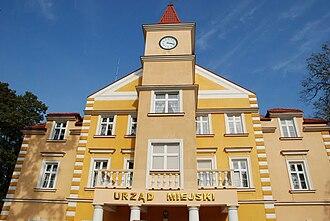 Dębica - Town hall