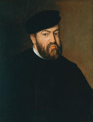 John III of Portugal - D. John III; Cristóvão Lopes, 1550 – 1560.