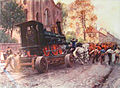 DB Museum Nürnberg - Lokomotivtransport der Henschelwerke durch Kassel - ca. 1865.jpg
