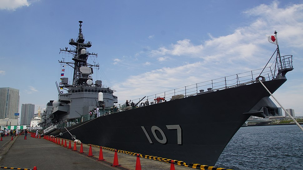 DD 107 JS Ikazuchi