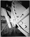 DETAIL OF BRAKE WHEEL - Hook Windmill, North Main Street at Pantigo Road, East Hampton, Suffolk County, NY HAER NY,52-HAMTE,2-7.tif