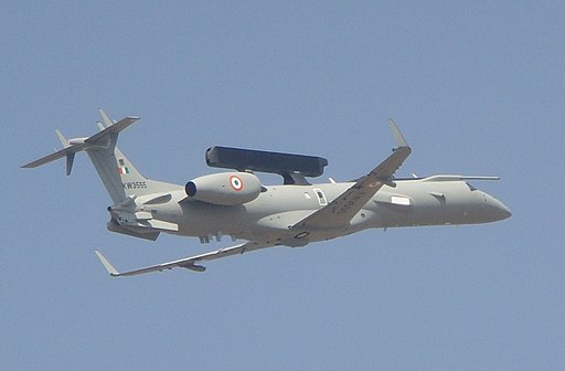 DRDO AEW&C Embraer ERJ 145