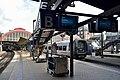 DSB IC4 45, Øresundståg 20, DSB ME 1511 + train, København H, 2019 (01).jpg
