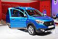 Dacia Dokker Stepway - Mondial de l'Automobile de Paris 2014 - 010.jpg