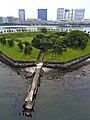 Dai-San Daiba or No. 3 Battery (the Metropolitan Daiba Park) - panoramio.jpg