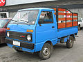 Daihatsu 850 Cab Pick up 1983 (9227453752).jpg