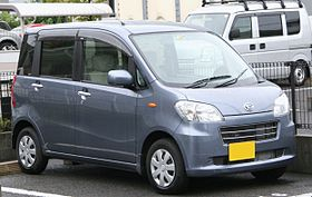 Image illustrative de l'article Daihatsu Tanto Exe