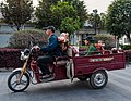 Dali Yunnan China Family-on-a-trike-01.jpg