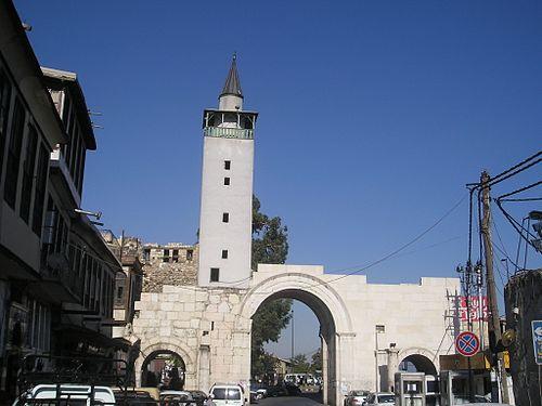 Damascus - DavisHunter com