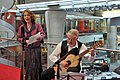 Dame Emma Kirkby - the first live performance to be filmed in the BBC's New Broadcasting House (28621005987).jpg