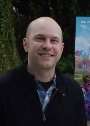 Dan Scanlon - Scanlon at the 2013 Annecy International Animated Film Festival