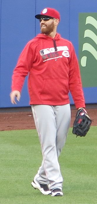Dan Straily - Straily with the Reds in 2016
