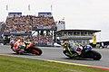 Dani Pedrosa and Valentino Rossi 2015 Sachsenring.jpeg