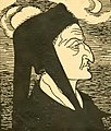Dante Alighieri El diví vagabond (1913) (coberta).jpg