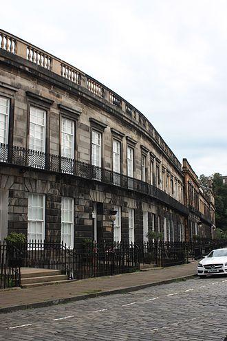 Dora Noyce - Danube Street, Edinburgh