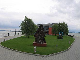 Čunovo - Image: Danubiana Meulensteen Art Museum