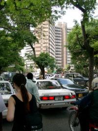Samora Machel Avenue, Dar es Salaam