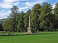 Darley Dale - monument in Whitworth Park.jpg