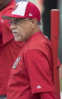 Davey Lopes second baseman and manager in Major League Baseball