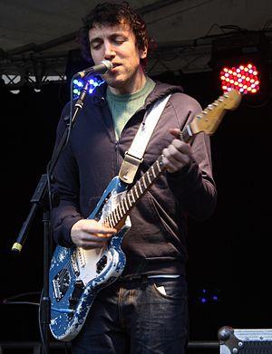David Kitt - Kitt in London in 2007