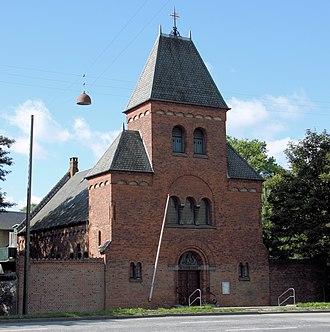 Church of the Deaf - Image: De Doeves Kirke Copenhagen