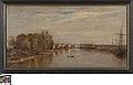 De Handelskom in Brugge, circa 1880, Groeningemuseum, 0041076000.jpg