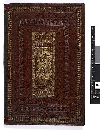 De re militari - Edition bound in goatskin, Republic of Venice, c.1486–1501