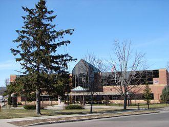 Deep River, Ontario - Town Hall in Deep River