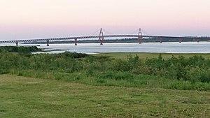 Deh Cho Bridge - Deh Cho Bridge 2016