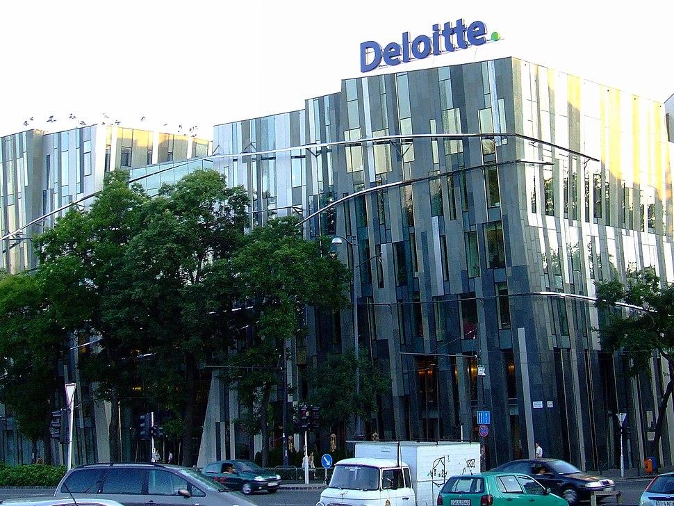 Deloitte Building, Budapest