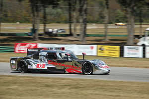 DeltaWing - The Deltawing coupe 2013
