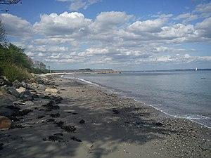 Den Permanente - Image: Den Permanente (stranden)