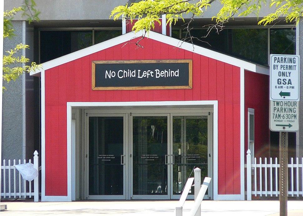 Department of Education - NCLB door.jpeg